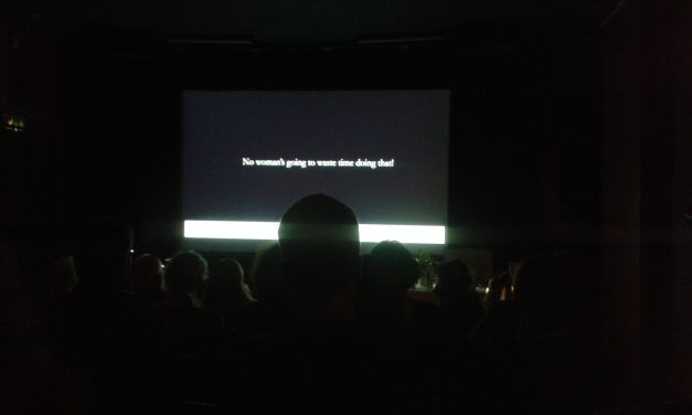In Parenthesis Film Night, Side Cinema