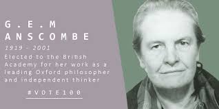 Rachael Wiseman & Jane Heal discuss Anscombe for the BA Great Thinkers Podcast series