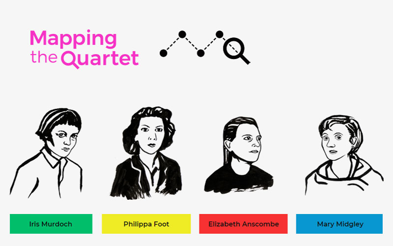 Mapping the Quartet
